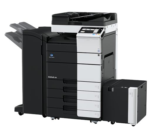 BizHub 308 and 368 Black and White Copier